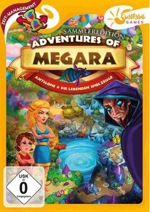 Adventures of Megara: Antigone und die lebenden Spielzeuge (Sammleredition)