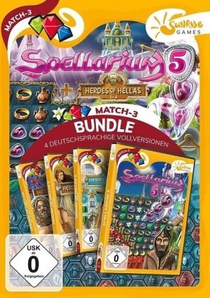 Spellarium 5 (Heroes of Hellas 1-3)