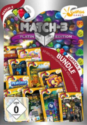 Match 3 Platin 10-er Box Vol. 1