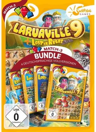 Laruaville 9 Bundle (+Lost in Reefs)