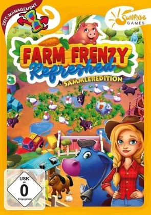 Farm Frenzy Refreshed (Collector's Edition)
