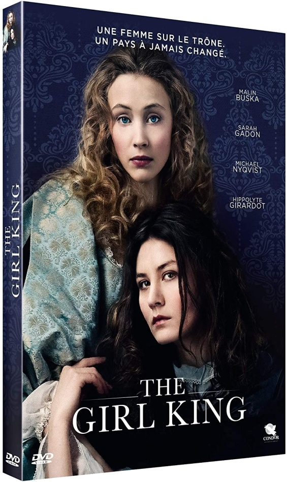 The Girl King (2015) (Digibook)