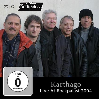 Karthago - Live At Rockpalast 2004 (CD + DVD)
