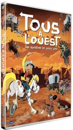 Tous à l'ouest - Une aventure de Lucky Luke