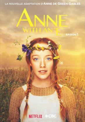 """Anne with an """"E"""" - Saison 1 (3 DVD)"""