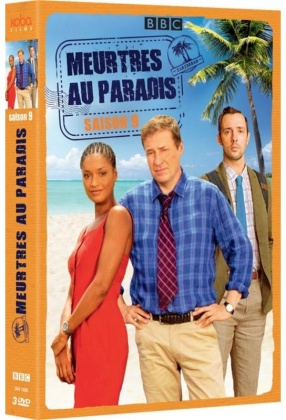 Meurtres au Paradis - Saison 9 (BBC, 3 DVDs)