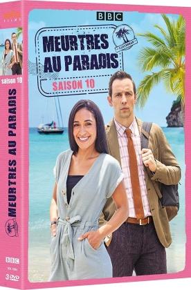 Meurtres au Paradis - Saison 10 (3 DVDs)
