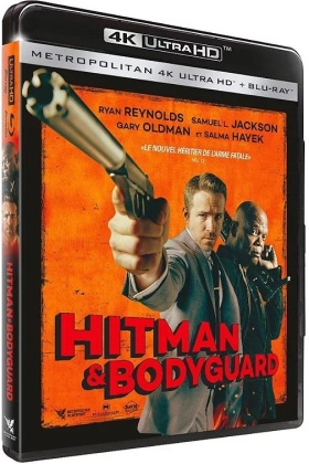 Hitman & Bodyguard (2017) (4K Ultra HD + Blu-ray)