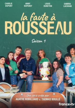 La faute à Rousseau - Saison 1 (3 DVDs)