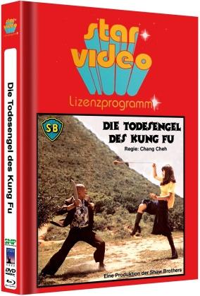 Die Todesengel des Kung Fu (1977) (Cover D, Limited Edition, Mediabook, Blu-ray + DVD)