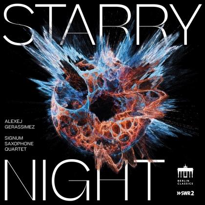 Signum Saxophone Quart & Alexej Gerassimez - Starry Night