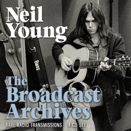 Neil Young - The Broadcast Archives (4 CDs)