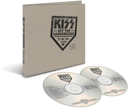Kiss - Off The Soundboard: Tokyo Dome Live 2001 (2 CD)