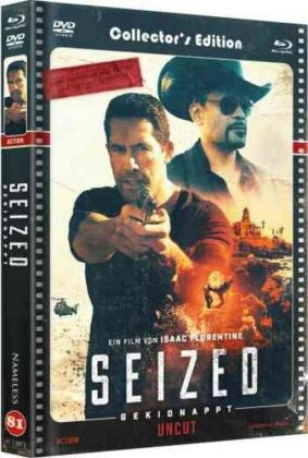 Seized - Gekidnappt (2020) (Cover C, Collector's Edition, Limited Edition, Mediabook, Uncut, Blu-ray + DVD)