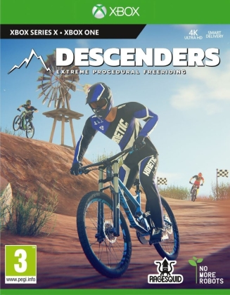 Descenders - Extremes Prozeduales Freeriding