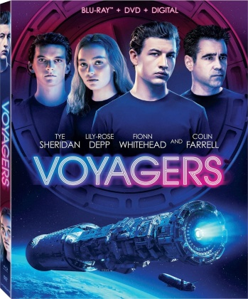 Voyagers (2021) (Blu-ray + DVD)