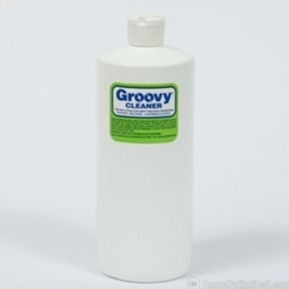 Bu Agc32 32Oz Groovy Lp Cleaning Fluid