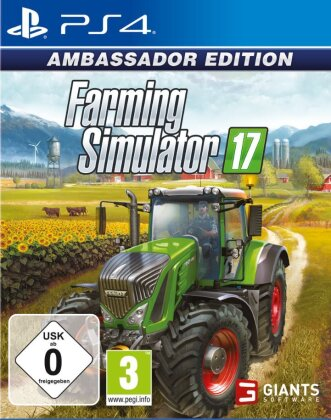 Farming Simulator 17 (Ambassador Edition)