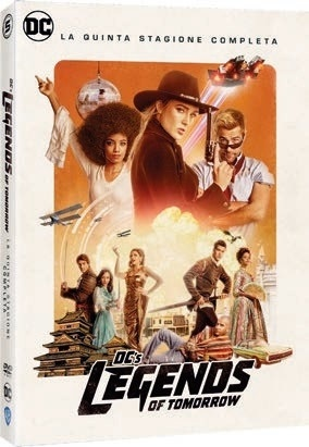 DC's Legends of Tomorrow - Stagione 5 (3 DVD)