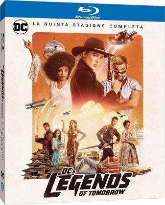 DC's Legends of Tomorrow - Stagione 5 (3 Blu-rays)