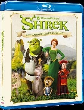 Shrek (2001) (20th Anniversary Edition)