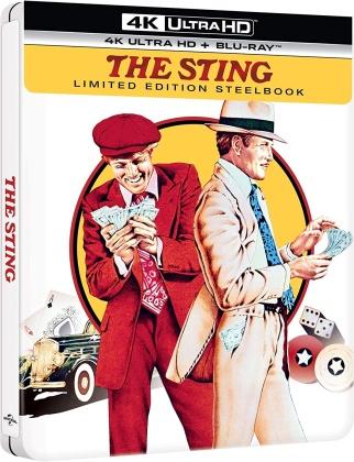 La Stangata (1973) (Steelbook, 4K Ultra HD + Blu-ray)