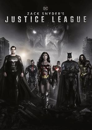 Zack Snyder's Justice League (2021) (2 DVDs)