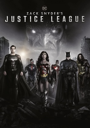Zack Snyder's Justice League (2021) (2 DVD)