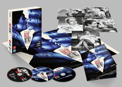 Basic Instinct (1992) (Collector's Edition, 4K Ultra HD + 2 Blu-rays)