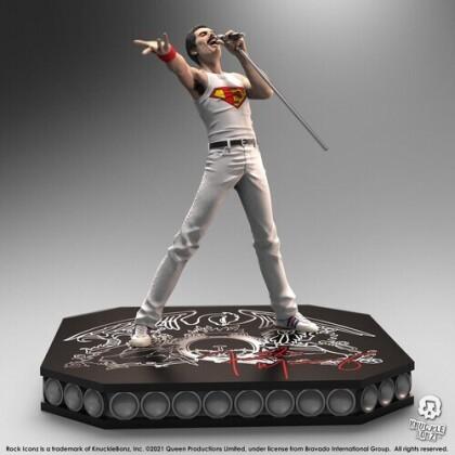 Knucklebonz - Queen Freddie Mercury Rock Iconz Statue
