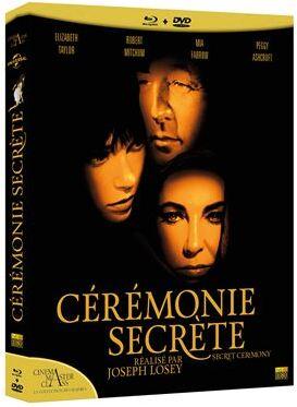 Cérémonie secrète (1968) (Cinema Master Class, Blu-ray + DVD)