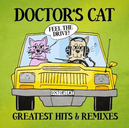 Doctor S Cat - Greatest Hits & Remixes (LP)