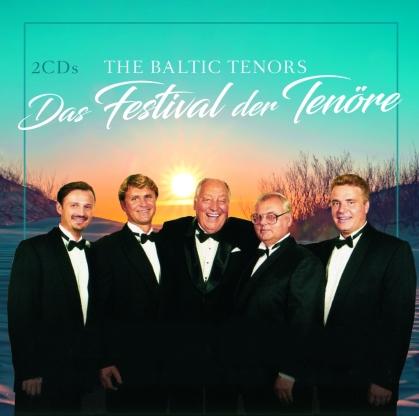 The Baltic Tenors - Das Festival Der Tenöre (2 CDs)
