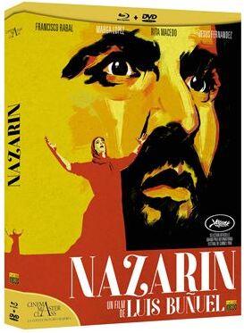 Nazarin (1959) (Cinema Master Class, Blu-ray + DVD)