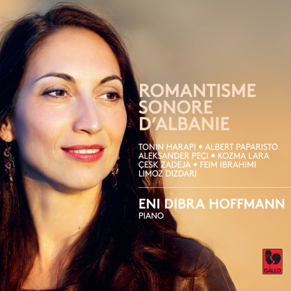 Eni Dibra Hoffmann - Romantisme Sonore D'Albanie