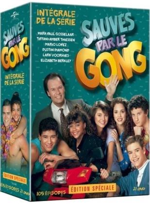 Sauvés par le gong - Intégrale de la série (21 DVDs)