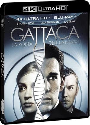 Gattaca - La Porta dell'Universo (1997) (4K Ultra HD + Blu-ray)