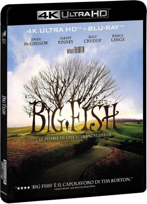 Big Fish - Le storie di una vita incredibile (2003) (4K Ultra HD + Blu-ray)