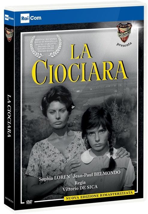 La Ciociara (1960) (Titanus, n/b, Versione Rimasterizzata)