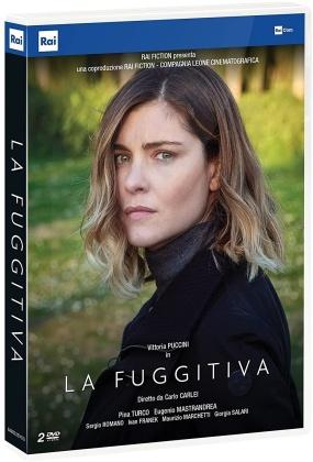 La fuggitiva (2021) (2 DVDs)