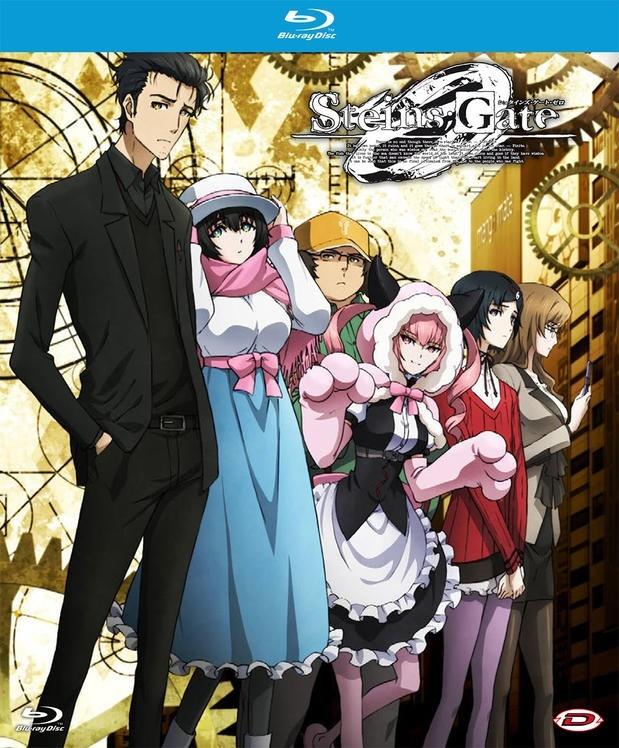 Steins Gate 0 (Limited Edition, 4 Blu-rays)
