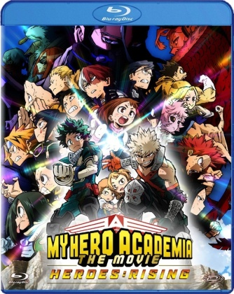 My Hero Academia - The Movie: Heroes Rising (2019)