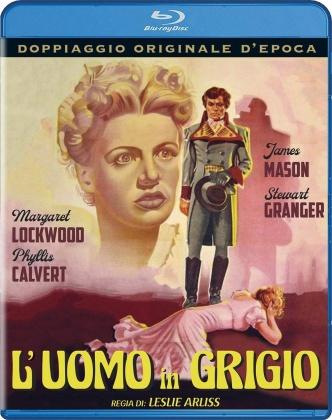 L'uomo in grigio (1943) (Doppiaggio Originale D'epoca, n/b)