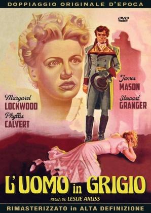 L'uomo in grigio (1943) (Doppiaggio Originale D'epoca, HD-Remastered, n/b)