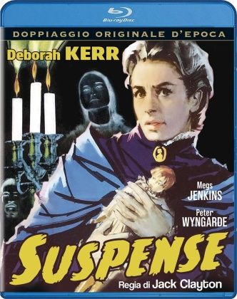 Suspense (1961) (Doppiaggio Originale D'epoca, n/b)