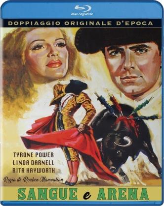 Sangue e arena (1941) (Doppiaggio Originale D'epoca)