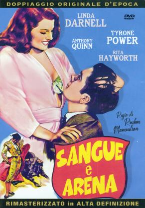 Sangue e arena (1941) (Doppiaggio Originale D'epoca, HD-Remastered)