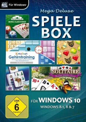 Mega Deluxe Spielebox für Windows 10