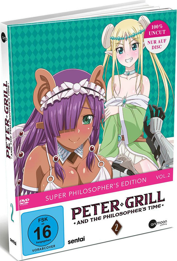 Peter Grill and the Philosopher's Time - Vol. 2 (Limited Edition, Mediabook, Uncut)