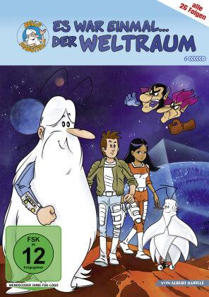 Es war einmal... Der Weltraum - Teil 1-6 (6 DVDs)